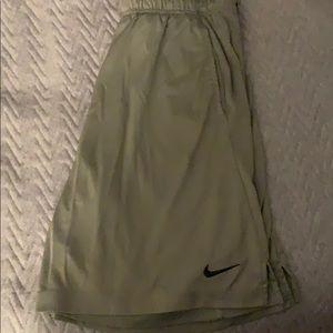 Nike Dri Fit Large Shorts